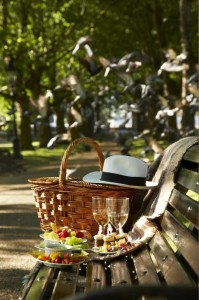 Pic nic nel Parco Ducale