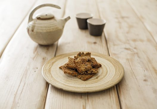 Biscotti digestivi all'uvetta e cannella