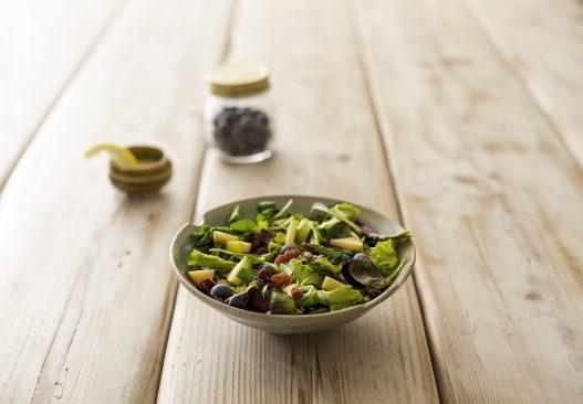 Verdure al vapore con maionese senza uova