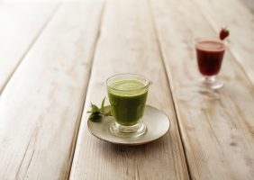 Succo verde detox (da estrattore)